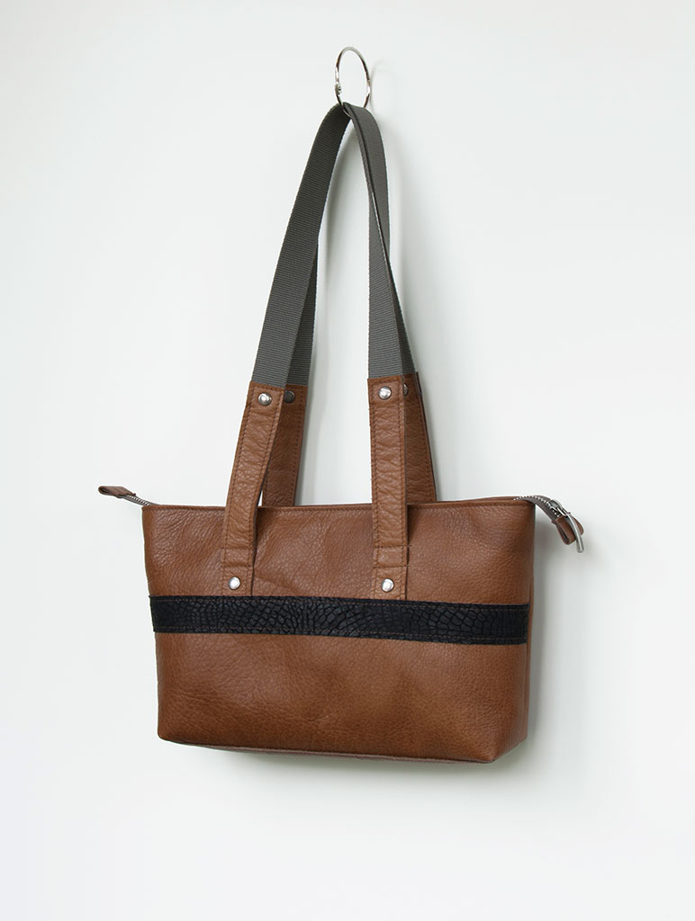 Shopper medium bruin